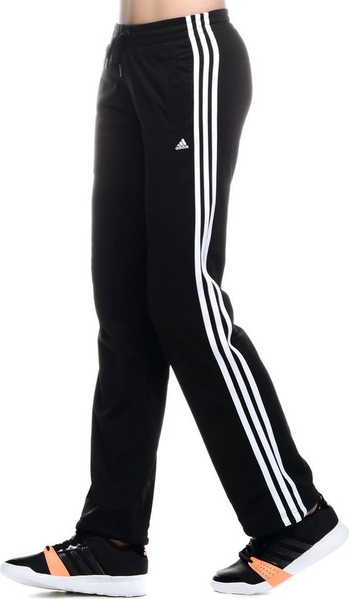 Adidas SP 3 Stripes Pes Trainingsbroek Dames - Zwart - XL