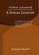 Boek cover A Syriac Lexicon van Michael Sokoloff