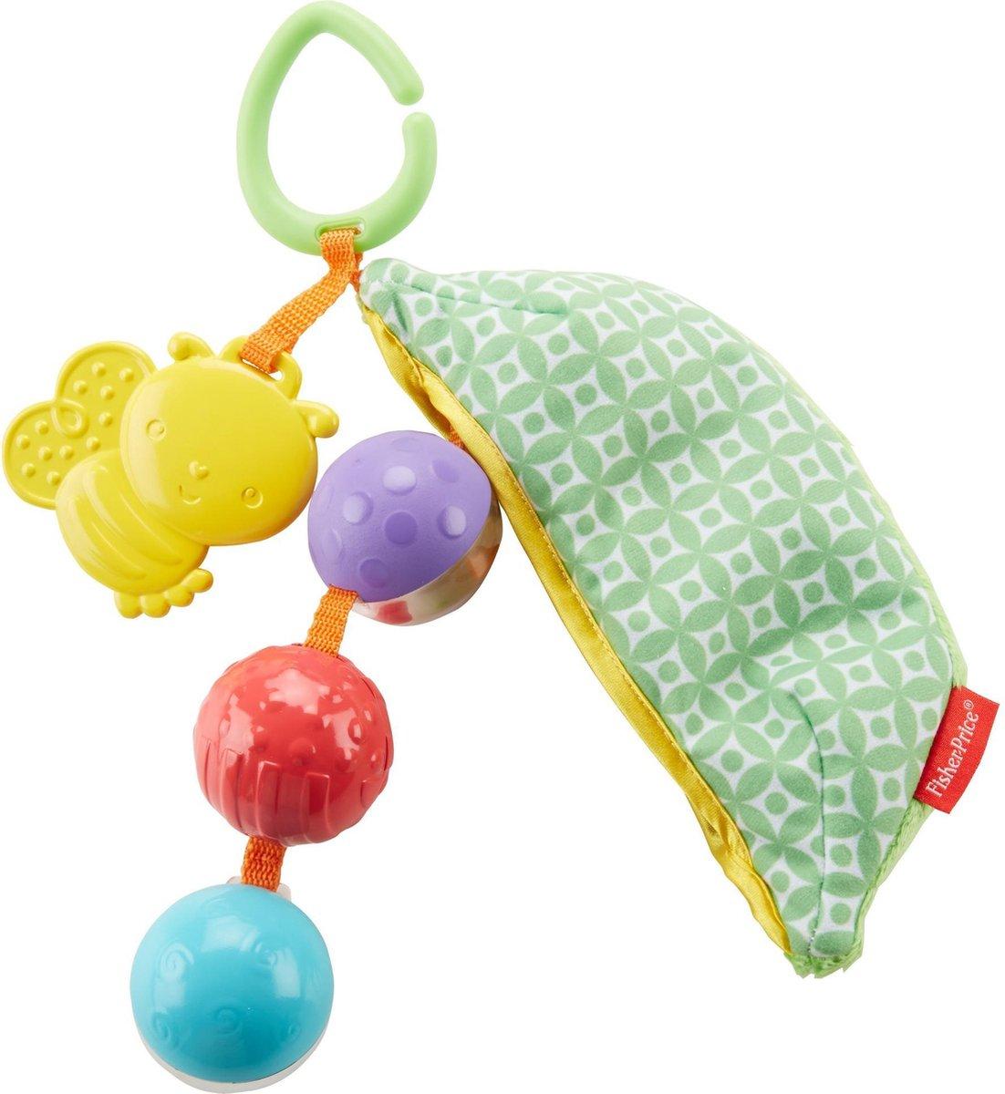 Fisher-Price Boon met Erwten Speeltje- Grijpspeelgoed