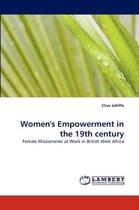 Women's Empowerment in the 19th century