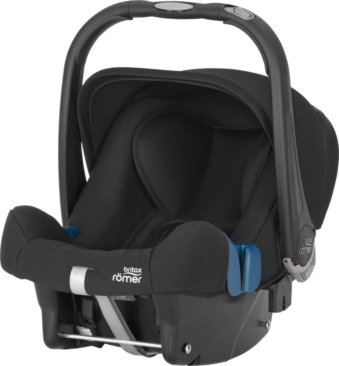 Britax Römer Baby-Safe plus SHR II Autostoel - Cosmos Black - Britax Römer
