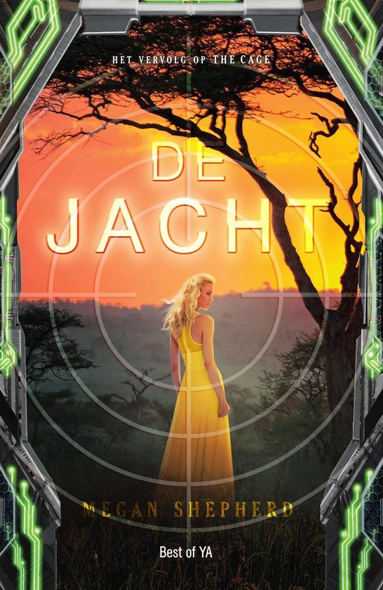 The Cage - De jacht - Megan Shepherd |