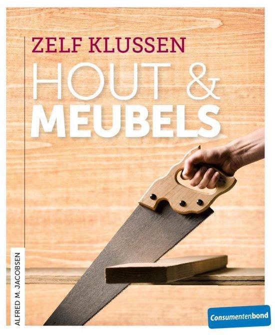 Cover van het boek 'Zelf klussen - Hout & meubels'