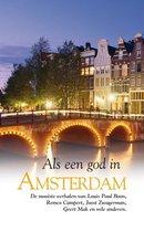Omslag Als Een God In Amsterdam