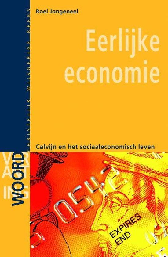 Verantwoording 30 - Eerlijke economie - Roel Jongeneel | Fthsonline.com
