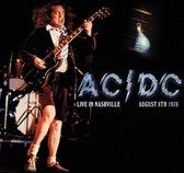 Ac/Dc - Live In Nashville..