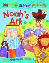 My Bible Sticker Activity - Noah's Ark