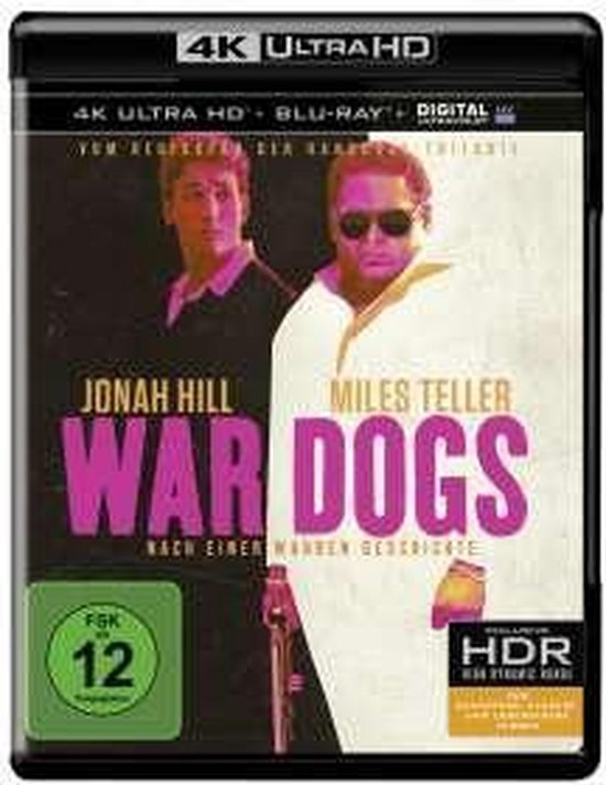 War Dogs (Ultra HD Blu-ray & Blu-ray) (Import)