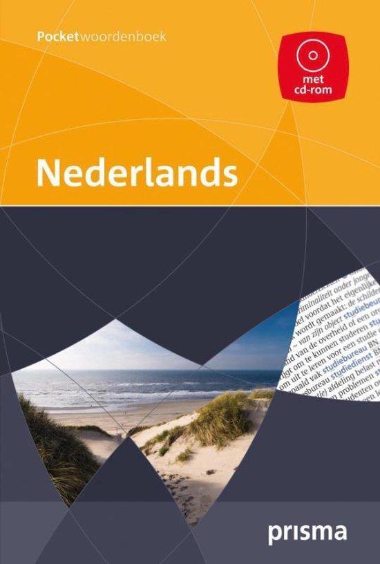 Prisma pocketwoordenboek Nederlands - A.A. Weijnen |