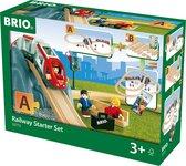 BRIO Railway Trein starterset A - 33773