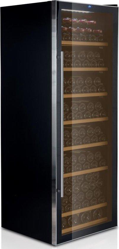 Koelkast: Caviss C1199CBE2 - Wijnkoelkast - 199 flessen, van het merk Caviss
