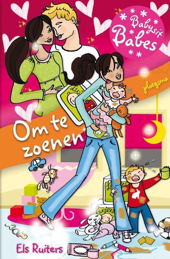 Babysit babes 2 - Om te zoenen - Els Ruiters |