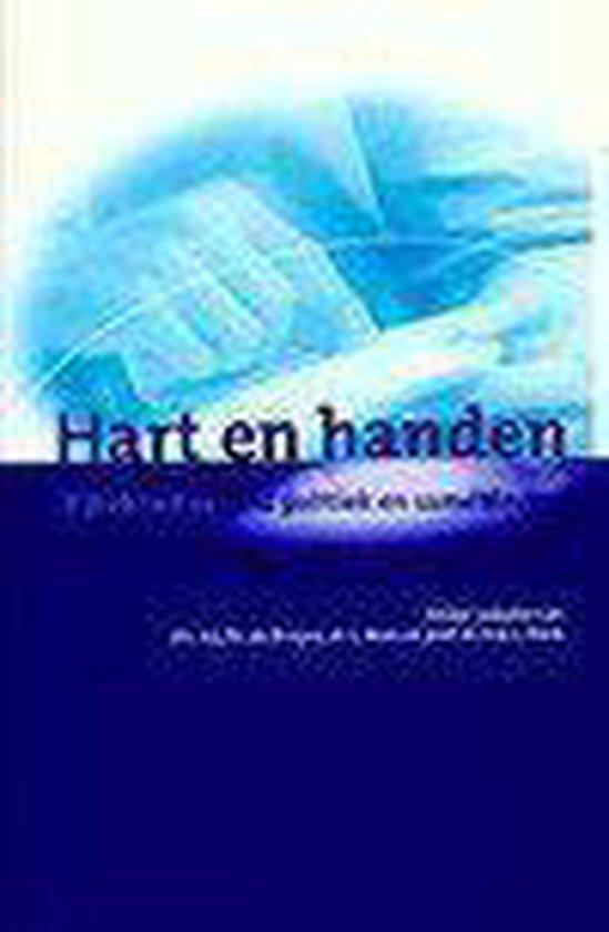 Cover van het boek 'Hart en handen'