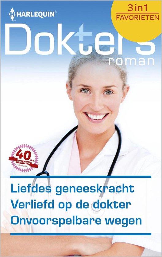 Harlequin Doktersroman Favorieten 470 - Liefdes geneeskracht; Verliefd op de dokter; Onvoorspelbare wegen - Jessica Matthews |