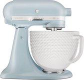 Kitchenaid Artisan keukenrobot Limited Edition - 100ste verjaardag - misty blue