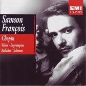 Chopin: Valses; Impromptus; Ballades; Scherzos [United Kingdom]