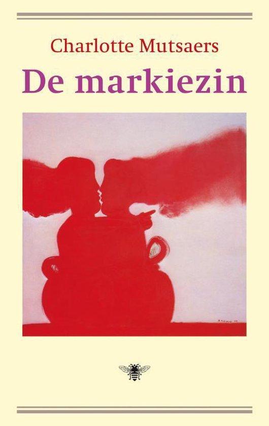 Cover van het boek 'De markiezin'