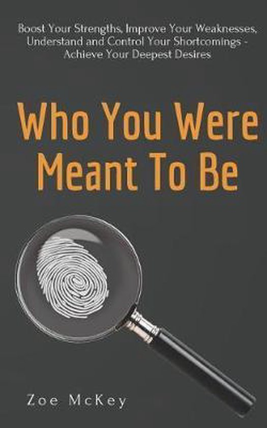 Who You Were Meant to Be