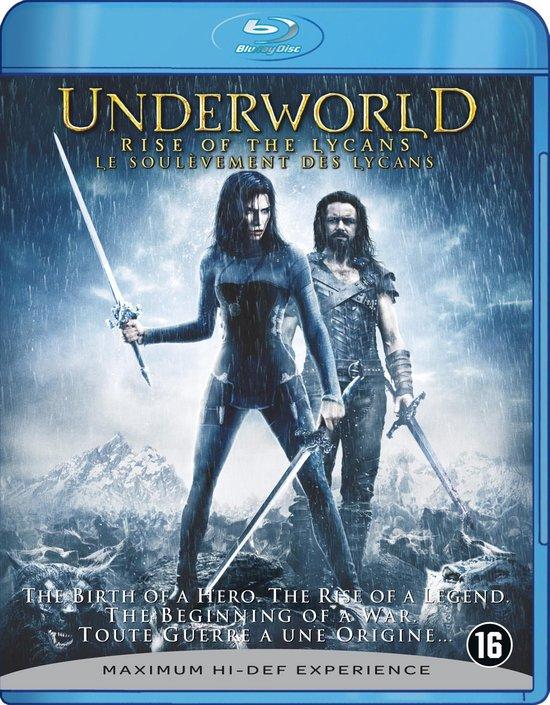 Cover van de film 'Underworld - Rise Of The Lycans'