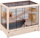 Ferplast Hamsterkooi Hamsterville - 60 x 34 x 49 cm