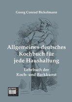 Allgemeines Deutsches Kochbuch Fur Jede Haushaltung