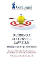 Running a Successful Law Firm