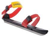 Schaatsen Zandstra - Easy Gliders - Unisex - Zwart/Rood - Maat 36/39 =L