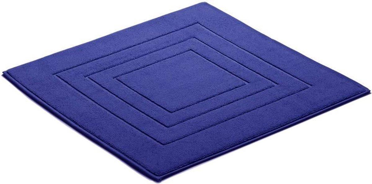 Vossen Bidetmat Feeling - Reflex Blue 60x60 - Vossen