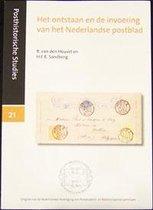 Het ontstaan en de invoering van het Nederlands postblad