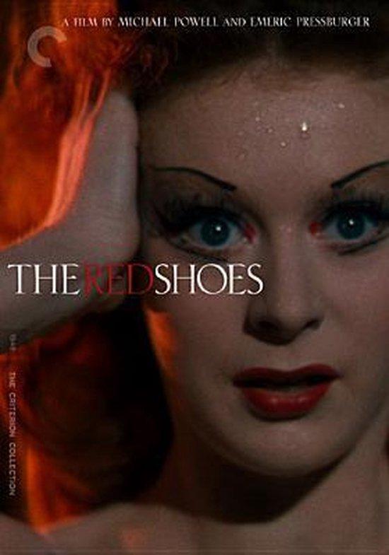 Cover van de film 'Red Shoes'