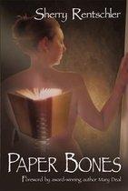 Boek cover Paper Bones van Sherry Rentschler