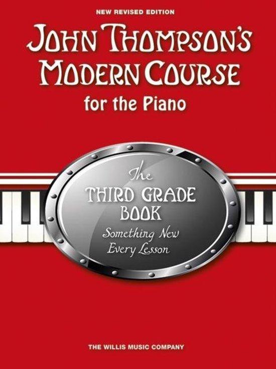 John Thompson's Modern Course Third Grade - Book Only (2012 Edition)