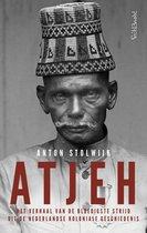 Boek cover Atjeh van Anton Stolwijk