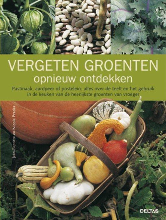 Vergeten groente opnieuw ontdekken - Jean Baptiste |