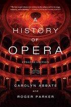 Afbeelding van A History of Opera