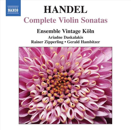 Handel: Compl. Violin Sonatas