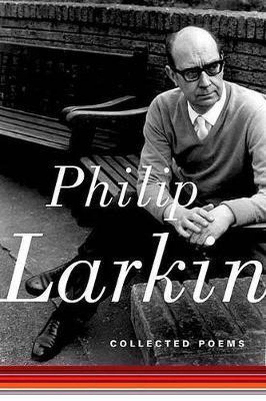 Boek cover Collected Poems van Philip Larkin (Paperback)