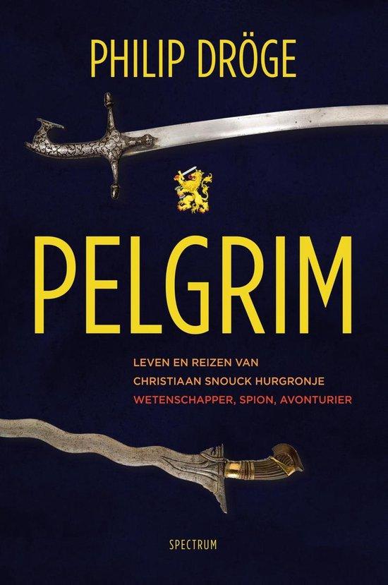 Boek cover Pelgrim van Philip Dröge (Onbekend)