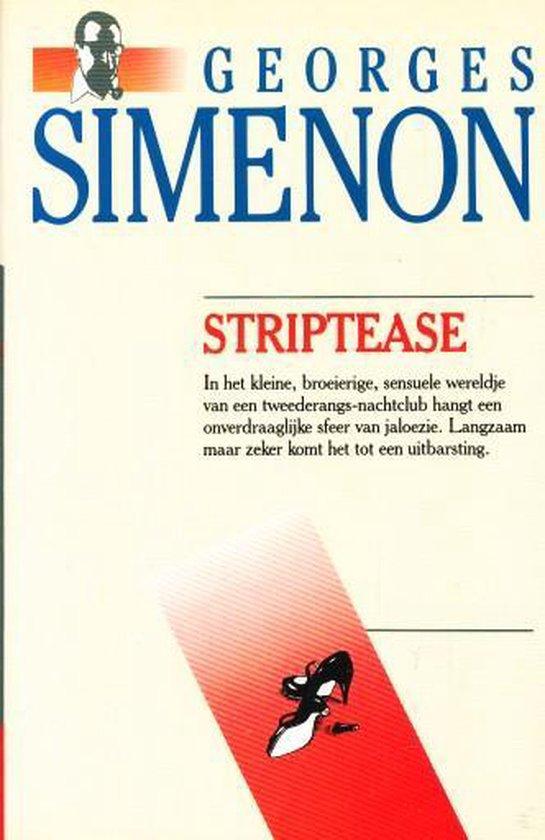 Striptease - Simenon |