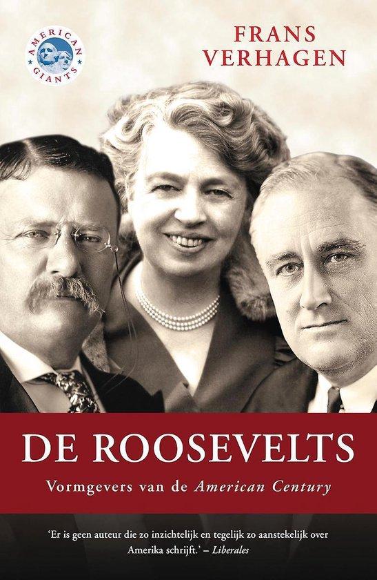 De Roosevelts - Frans Verhagen |