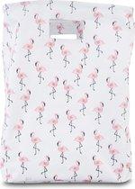 Jollein Opbergmand XL - Flamingo