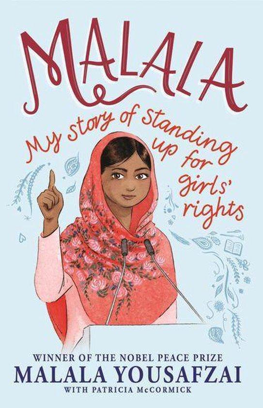 Boek cover Malala van Malala Yousafzai (Onbekend)