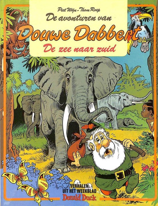 Douwe Dabbert 08. De zee naar zuid - Piet Wijn, Thom Roep | Readingchampions.org.uk