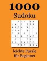 1000 Sudoku leichte Puzzle fur Beginner