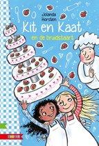 Supermeiden - Kit en Kaat en de bruidstaart