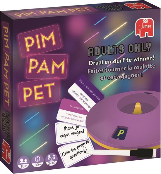 Afbeelding van Pim Pam Pet Adults Only