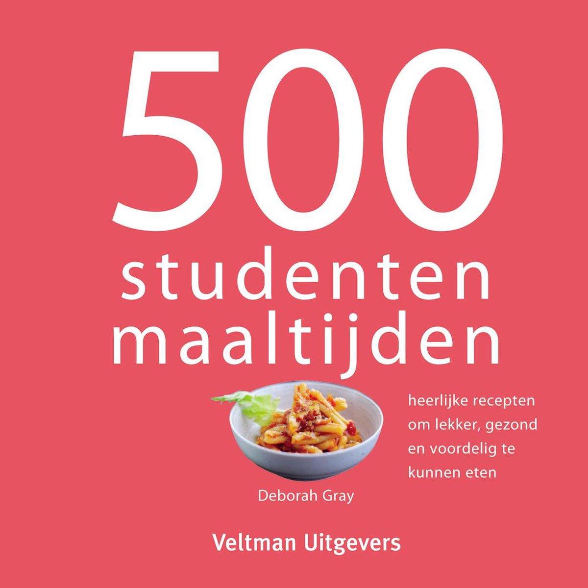 500 studentenmaaltijden