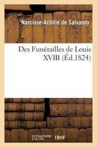 Des Funerailles de Louis XVIII