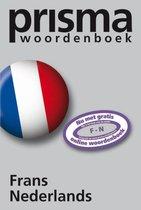 Prisma Woordenboek Frans Nederlands