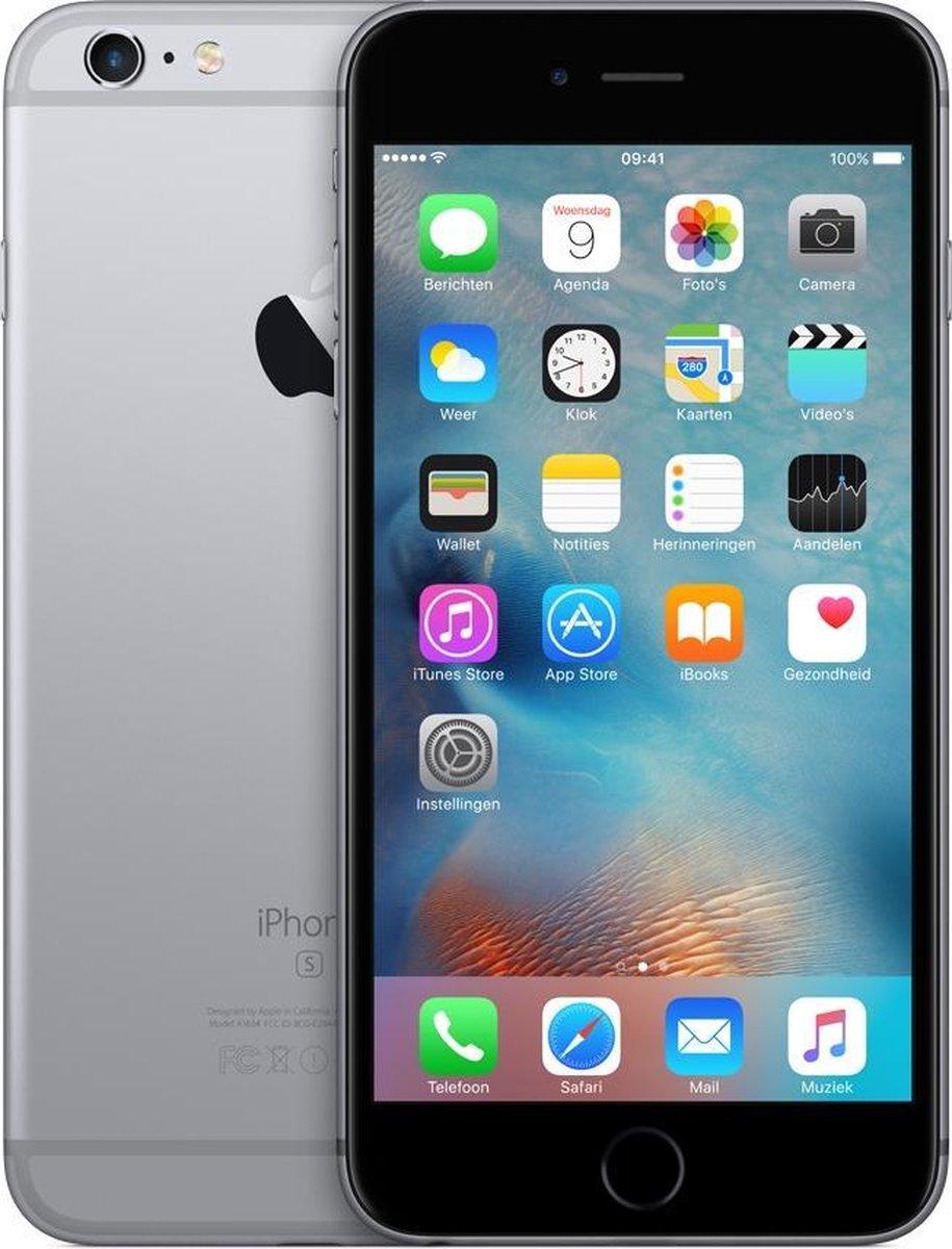 Apple iPhone 6S Plus - Refurbished door Forza - A grade (Zo goed als nieuw) - 64GB - Zwart